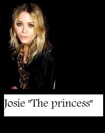 "Josie ""The Princess"""
