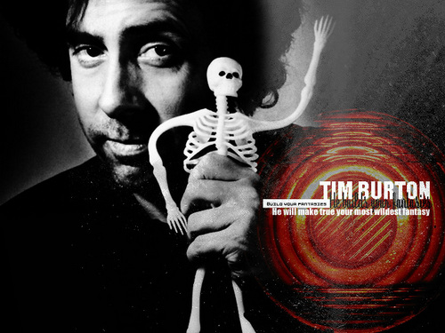 Just Tim burton