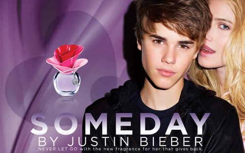 Justin Bieber Someday perfume