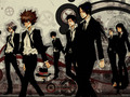 katekyo-hitman-reborn - KHR! Wallpapers wallpaper