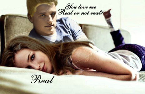 Katniss and Peeta - peeta-mellark-and-katniss-everdeen Fan Art