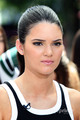 Kendall Jenner visits Extra Show at the Grove in Hollywood, August 25 - kendall-jenner photo