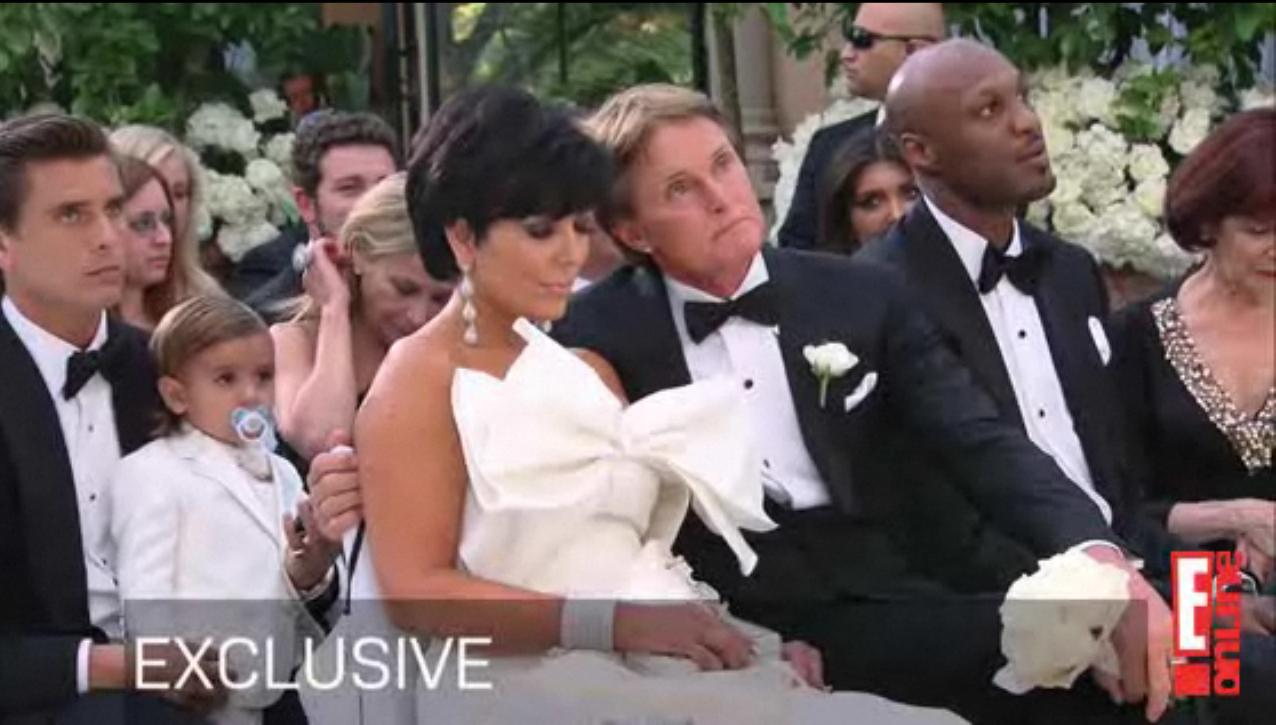 Kim Kardashian Kris Humphries Wedding Special E Keeping