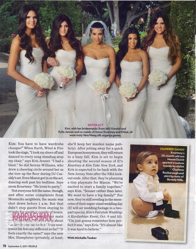 Keeping Up With The Kardashians Wallpaper A Bridesmaid Bridal Gown And
