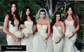Kim Kardashian's Wedding Pictures