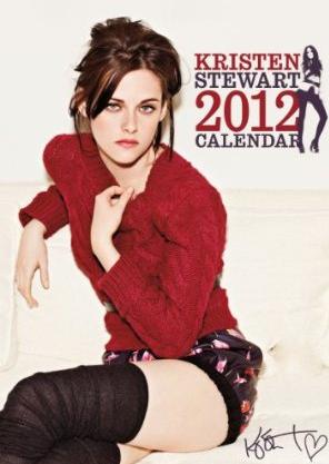 Kristen Stewart 2012 Calendar!  - kristen-stewart Photo