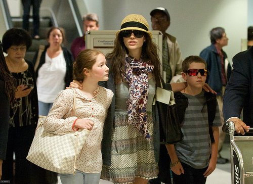 LAX Airport - August 27