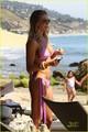 LeAnn Rimes & Eddie Cibrian: Beach Kisses
