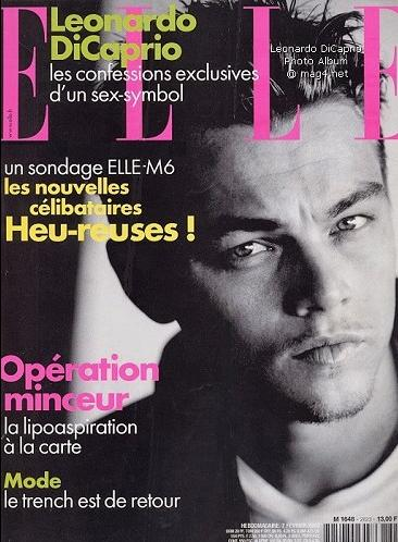 Leo Magazine Cover