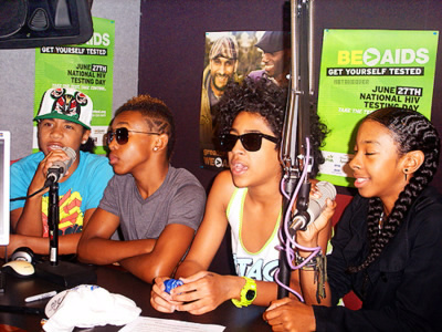MB in the Radio Studio
