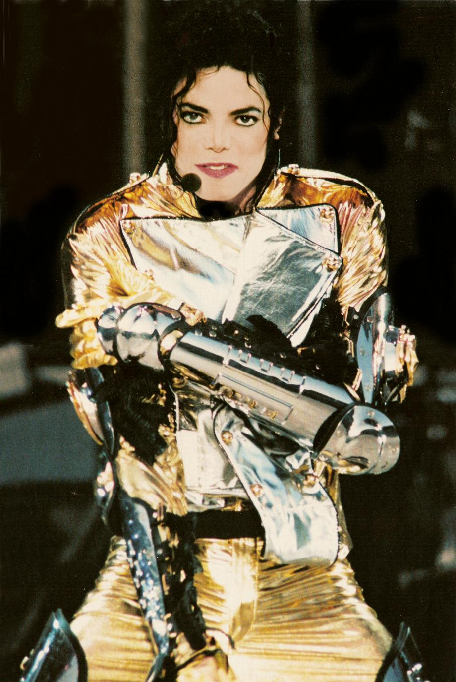 POP VIEW; Michael Jackson Is Angry, Understand ...