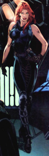 Mara Jade Skywalker wallpaper with anime entitled Mara