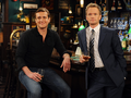 Marshall &amp; Barney - how-i-met-your-mother wallpaper