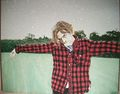 Matthew Gray Scarecrow - matthew-gray-gubler fan art