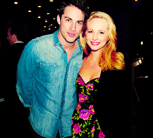 Michael and Candice