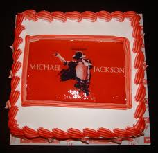 Michael birthday cake