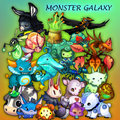 Moga Monsters - monster-galaxy photo
