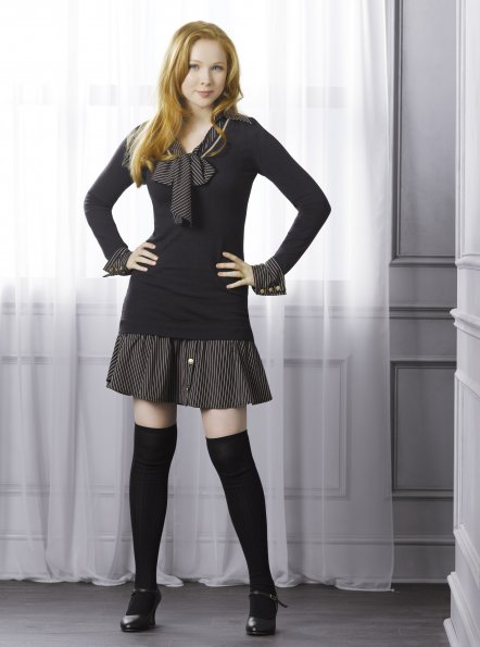 Molly Quinn - castello Season 4 Promotional foto