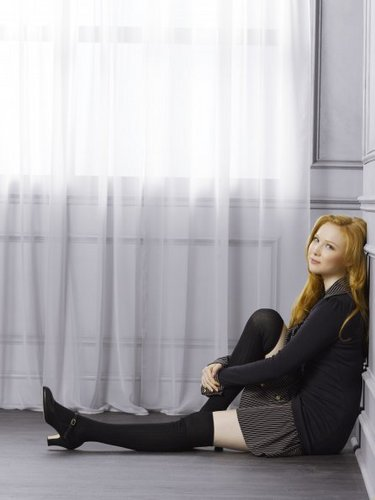 Molly Quinn - Castle Season 4 Promotional Photos