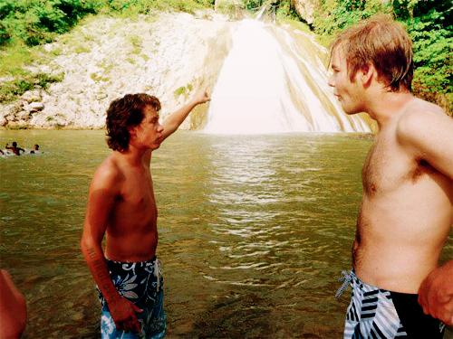 Munro and Sam