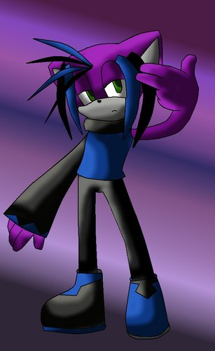 My New Character Leon The лиса, фокс
