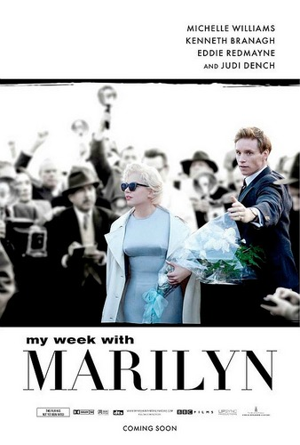 My Week With Marilyn first Poster