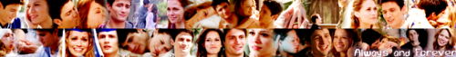 Naley || Through the years