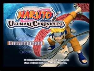 naruto Uzumaki Chronicles!