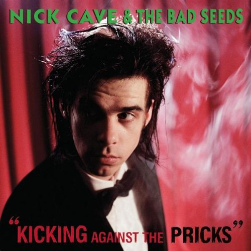Nick Cave wallpaper probably containing a concert and a portrait entitled Kicking Against The Pricks