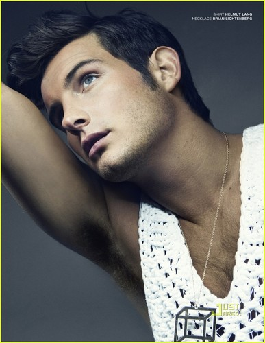 Nico Tortorella is an MF Man