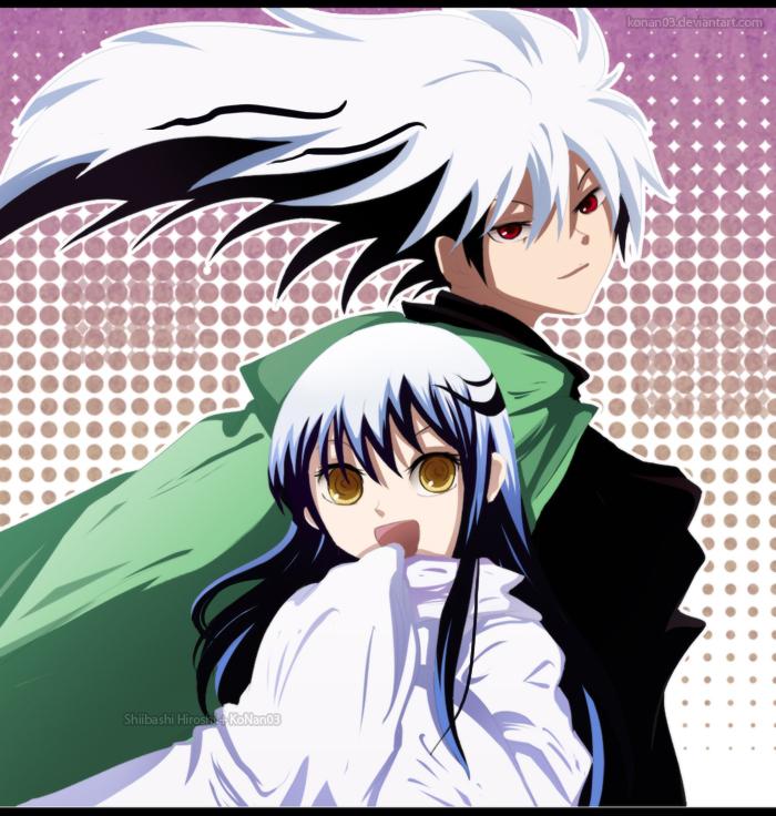 Nura and yuki