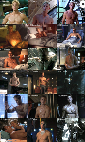 Justin Hartley images Ollie's Shirtless Scenes HD wallpaper and background photos
