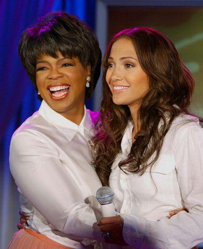 Oprah & JLo