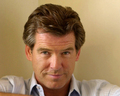 PIERCE BROSNAN CUTE