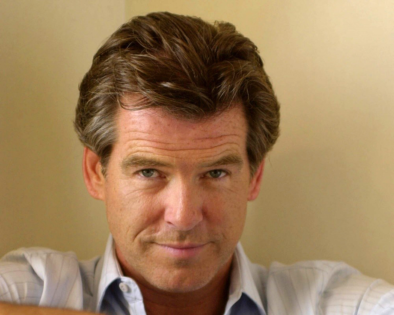 PIERCE BROSNAN CUTE - ...