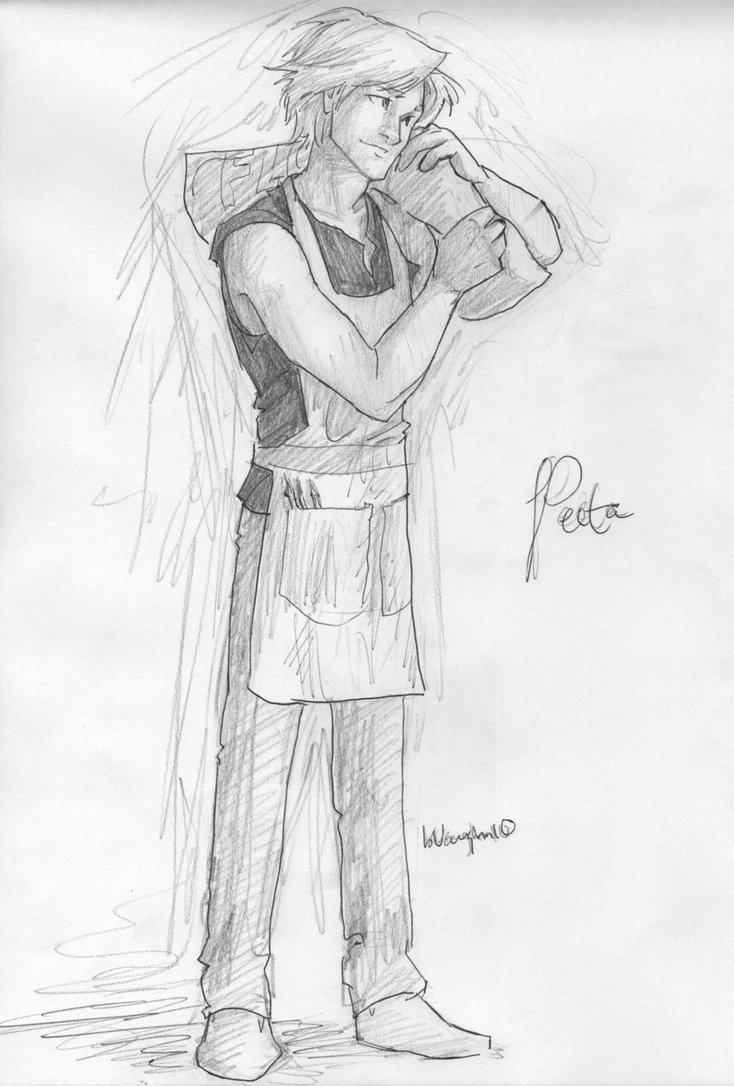 Peeta - Burdge-Bug Photo (24812232) - Fanpop