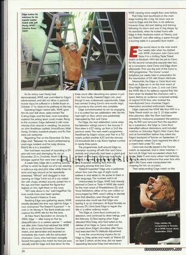 PowerSlam Magazine - Issue 204 scans