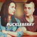 Puckleberry :D - rachel-and-puck icon