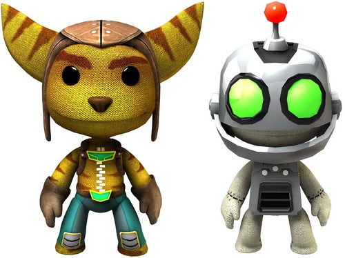 Rachet and Clank Add-On