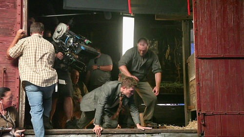 Rob Behind the scenes WFE