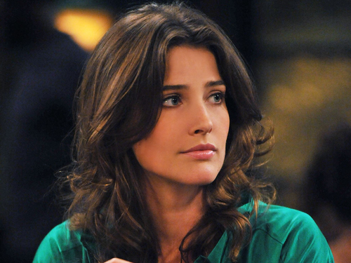 How I Met Your Mother kertas dinding containing a portrait entitled Robin