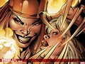 Rogue and lady deathstrike - x-men wallpaper