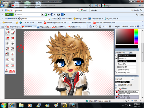Roxas ~ ♥ - roxas-and-namine Wallpaper