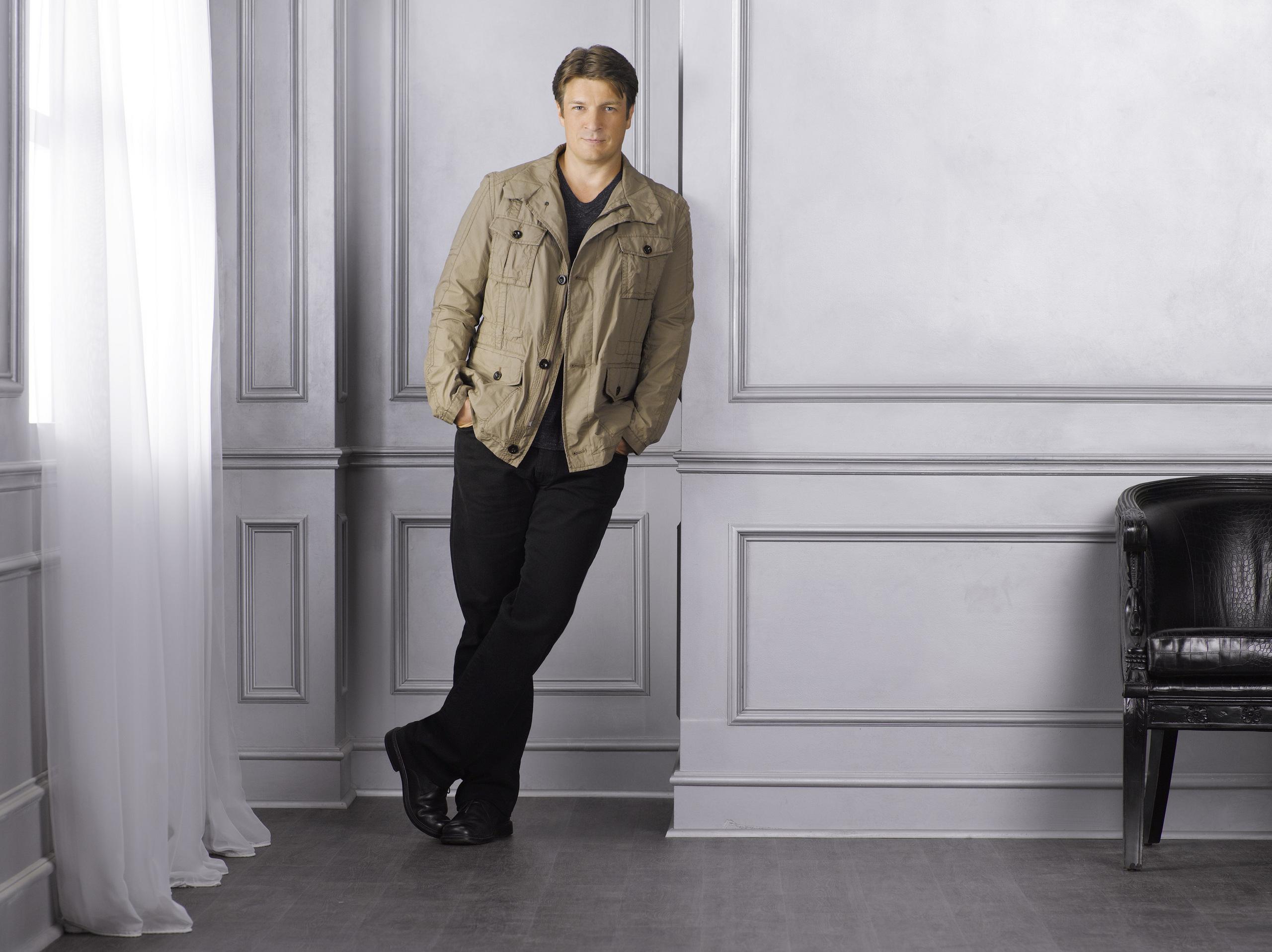 Season 4 - Cast Promo Photos - Castle Photo (24887601) - Fanpop