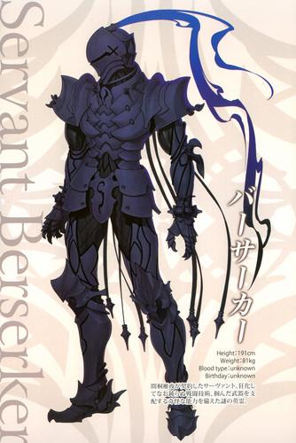 Servant Berserker