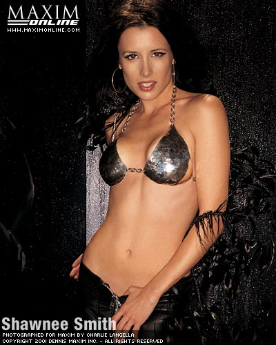 DemolitionVenom wallpaper containing a bikini called Shawnee Smith