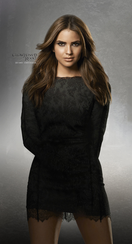 Shelley Hennig ;; The Secret サークル, 円