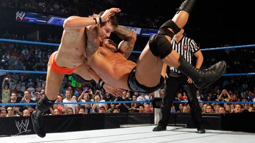 Smackdown - August 26th, 2011