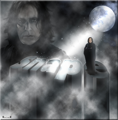 Snape in 3D