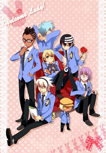 Soul Eater/Ouran
